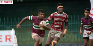 Zahira College Vs C.W.W.Kannagara MV (School Rugby 2015)