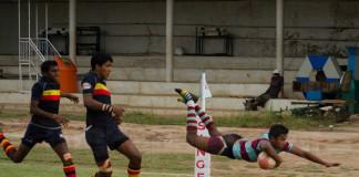 Thurstan College vs Dharmaraja College (School's Rugby 2015)