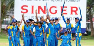 Sri Lanka womens cricket finals