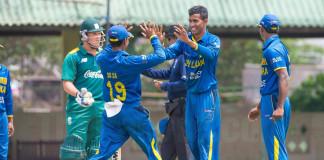 Sri lanka U19 V south africa u19 2nd youth odi