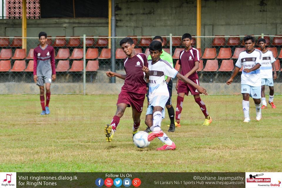 Nalanda College Colombo vs St. Thomas' Matara