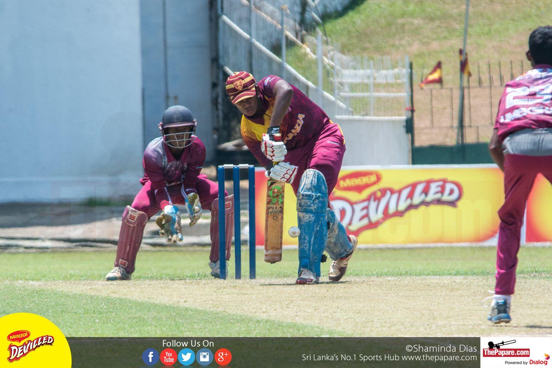 Ananda vs Nalanda 42nd One-Day Encounter