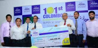 101st Colombo Championships