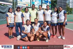 Visakha Vidyalaya Under 19 team