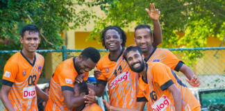 Matara City stun Blue Star