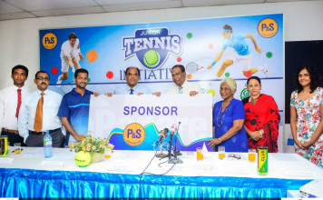 Junior Tennis Initiative Perera and Sons