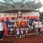 Sri Lanka U18's finish third in Hong Kong