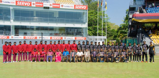 President's College - Kotte v Asoka College Big Match