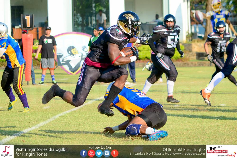 EFLI Colombo Lions v EAFL Falcons