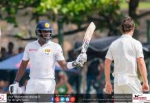 Angelo Mathews ruled out of Bangladesh Tests