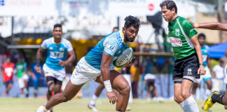 Sri Lanka Sevens Squad named for Borneo 7s