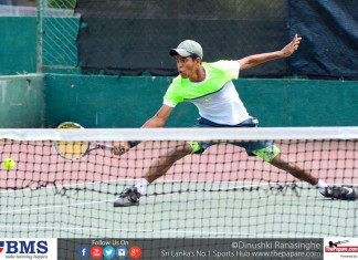 ITF Junior Week in Colombo