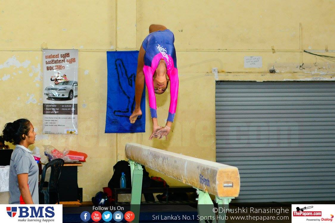 Junior Nationals Gymnastics Championship 2016 - Opening Day