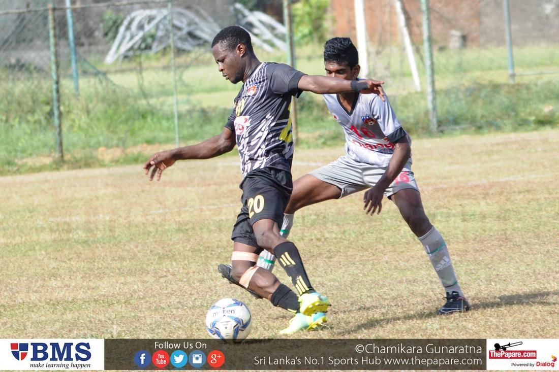 Civil Security v Colombo FC (Dialog Champions League 2016)