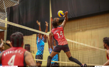Munchee National Volleyball Championship 2016 Super League Day 2