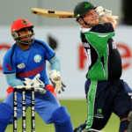 Big Day for Afghanistan and Ireland