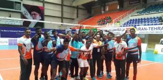 World Defense Volleyball Championship 2016