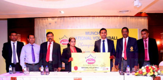 Munchee National Volleyball Tournament 2016