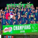 U18 Schools Rugby Tournament Kingswood beat Isipathana