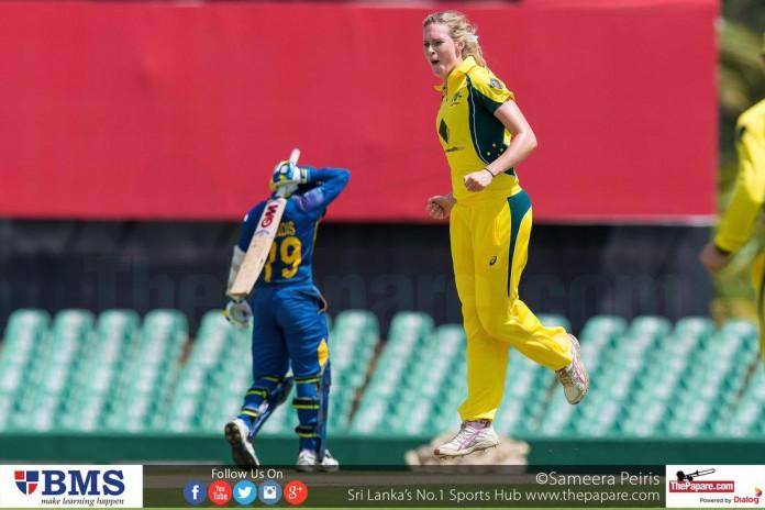 SL v AUS Women's Cricket