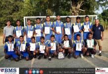 All Island Schools Football Championship - Prison Grounds Anuradhapura - 11/09/2016 U17 Champions De Mazenod College, Kandana