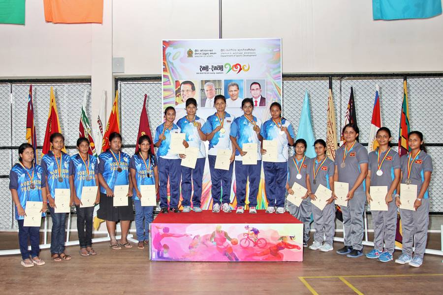 42nd All Island National Schools Carrom Championship 2016