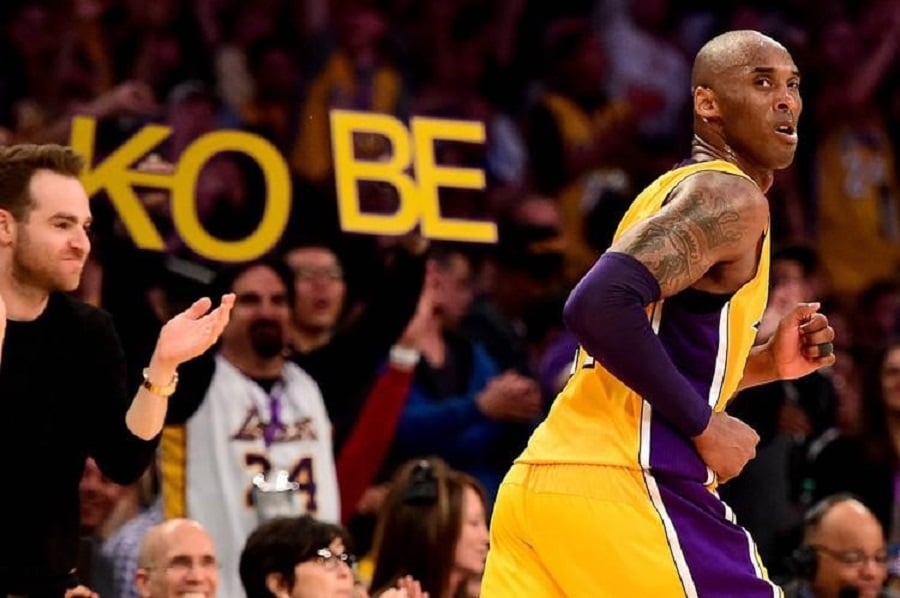 d2ebf80a5d34 NBA Recap – Kobe scores 60 in his final and Curry shoots Dubs to 73rd win