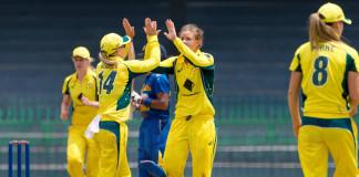 Women's Cricket - SL v AUS