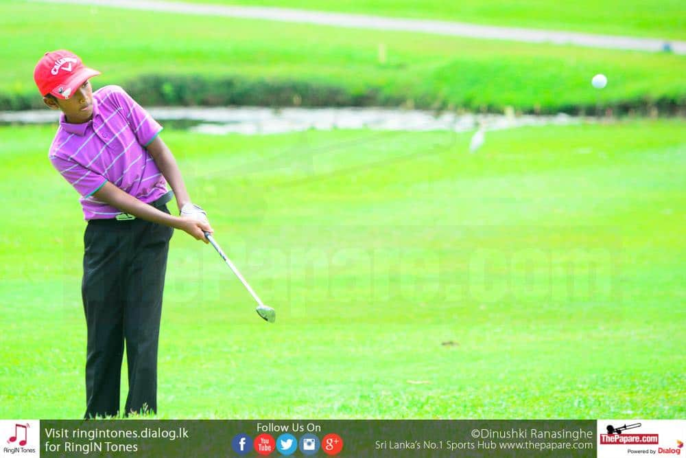 Sri Lanka Junior Match Play Golf Championships - Day 1