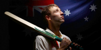 It has been a year since the death of Phillip Hughes. Photo: Getty Images