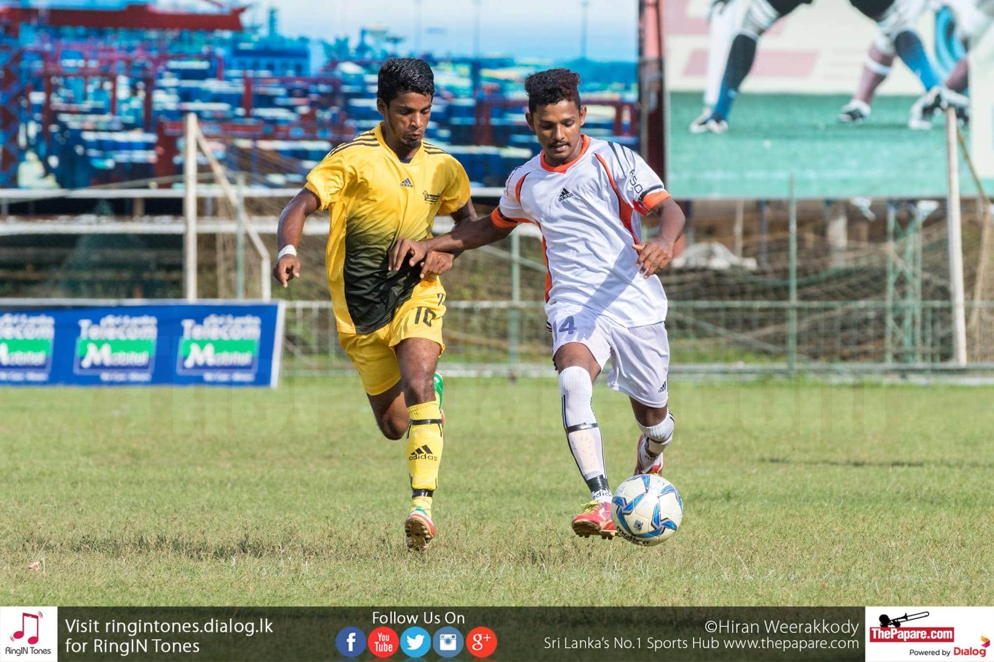 Ratnam SC v New Star (Gold Cup 2016)