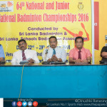 Sri Lanka Badminton Nationals 2016 in Kurunegala translation