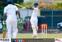 Singer U19 Schools Cricket October 10th roundup