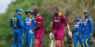 Sri Lanka A vs West Indies A - 1st unofficial ODI