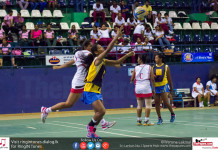 Mercantile Netball Tournament 2016
