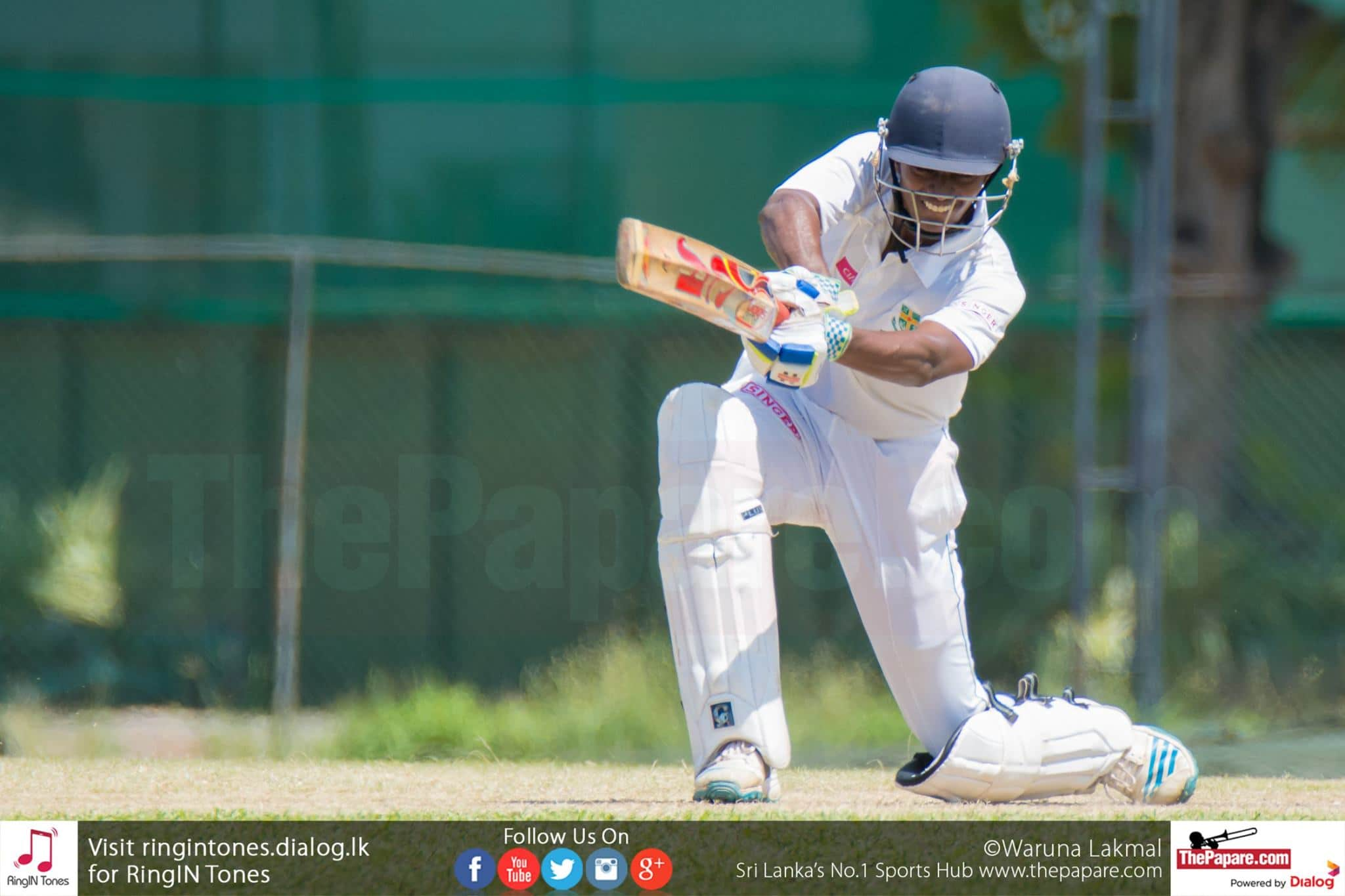 St.Sebastian's v S.Thomas' - U19 Semi-Final 2 - Day 3