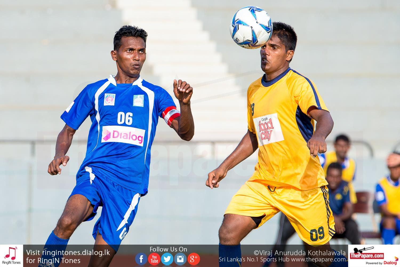 Army SC v Nandimithra SC - FA Cup 2016