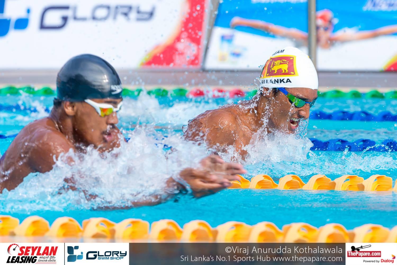 South Asian Aquatic Championship 2016 - Day 4