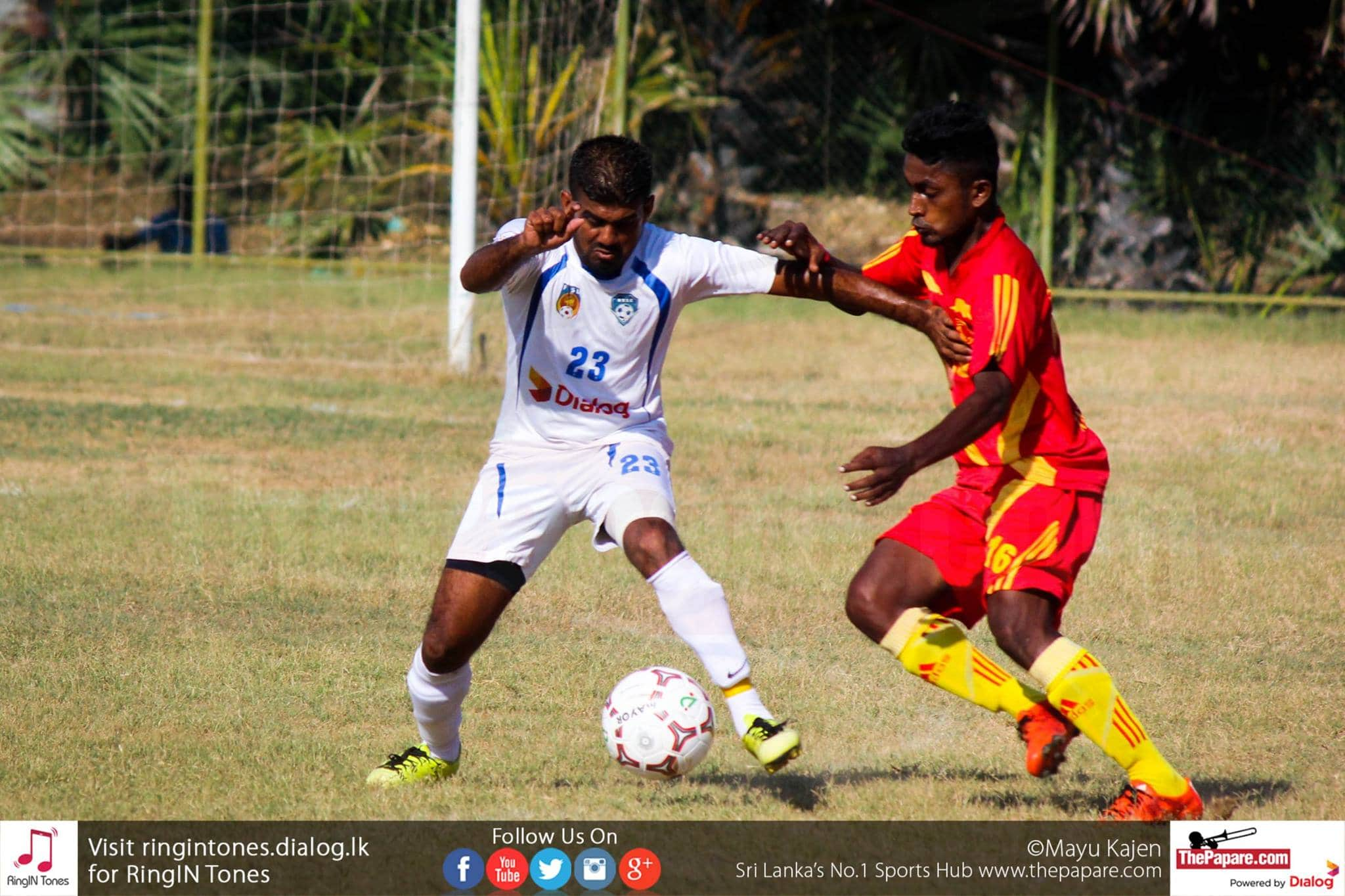 St.Nicholas SC v Blue Star SC - FA Cup 2016