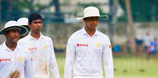 Helitha Vithanage cracks 3rd century; Richmond trounce St. Peter's