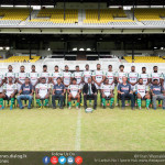 Sri Lanka Rugby Squad 2016