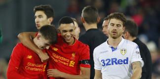 Record-breaker Woodburn helps Liverpool reach League Cup semis
