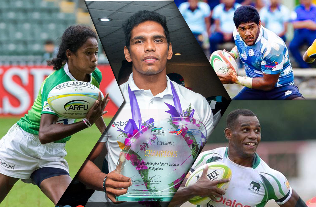 Sri Lanka Rugby - Off load to 2015