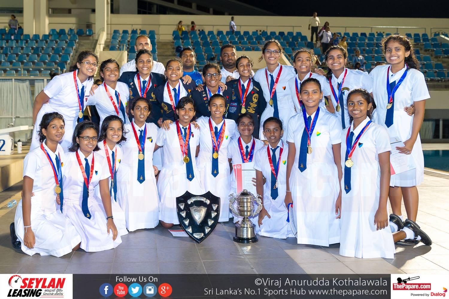13th Ladies-Visakha Waterpolo-