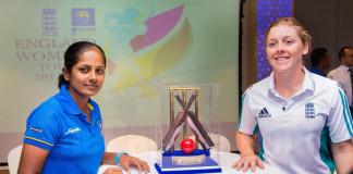 England Women's Tour of Sri Lanka