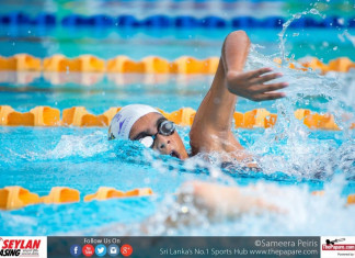 Inter international swimming championships