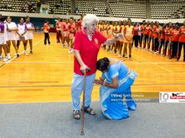 Sri Lanka's 1st National Netball Captain Cynthia Rasquinho laid to rest