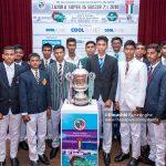 14th Zahira Super 16 Soccer 7s 2018 - Press Conference