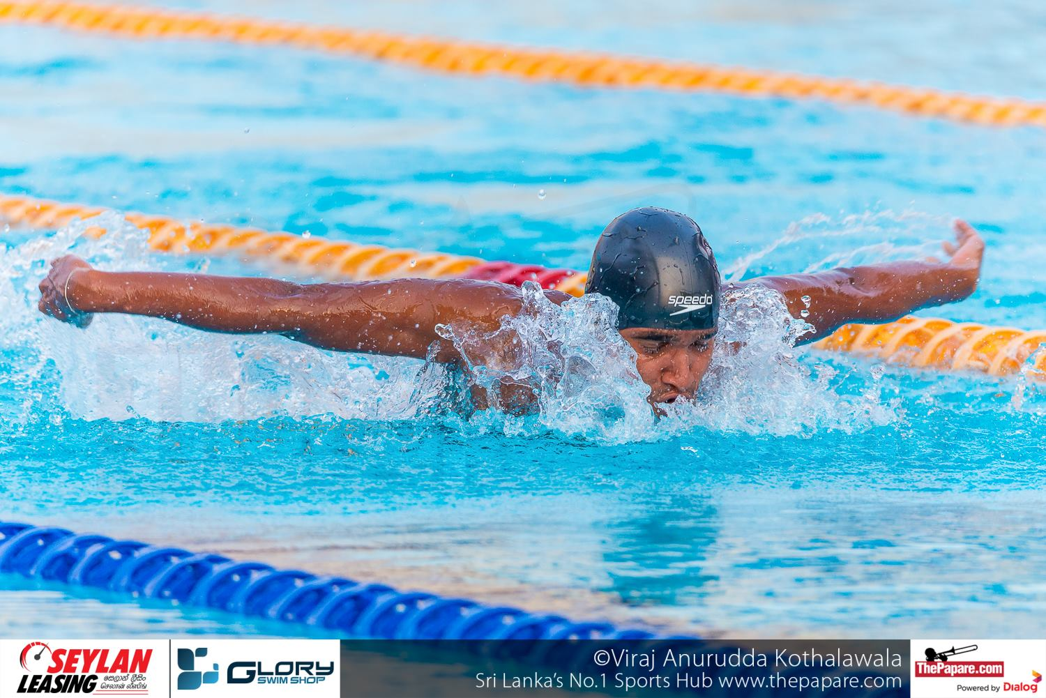 South Asian Aquatic Championship 2016 - Day 4