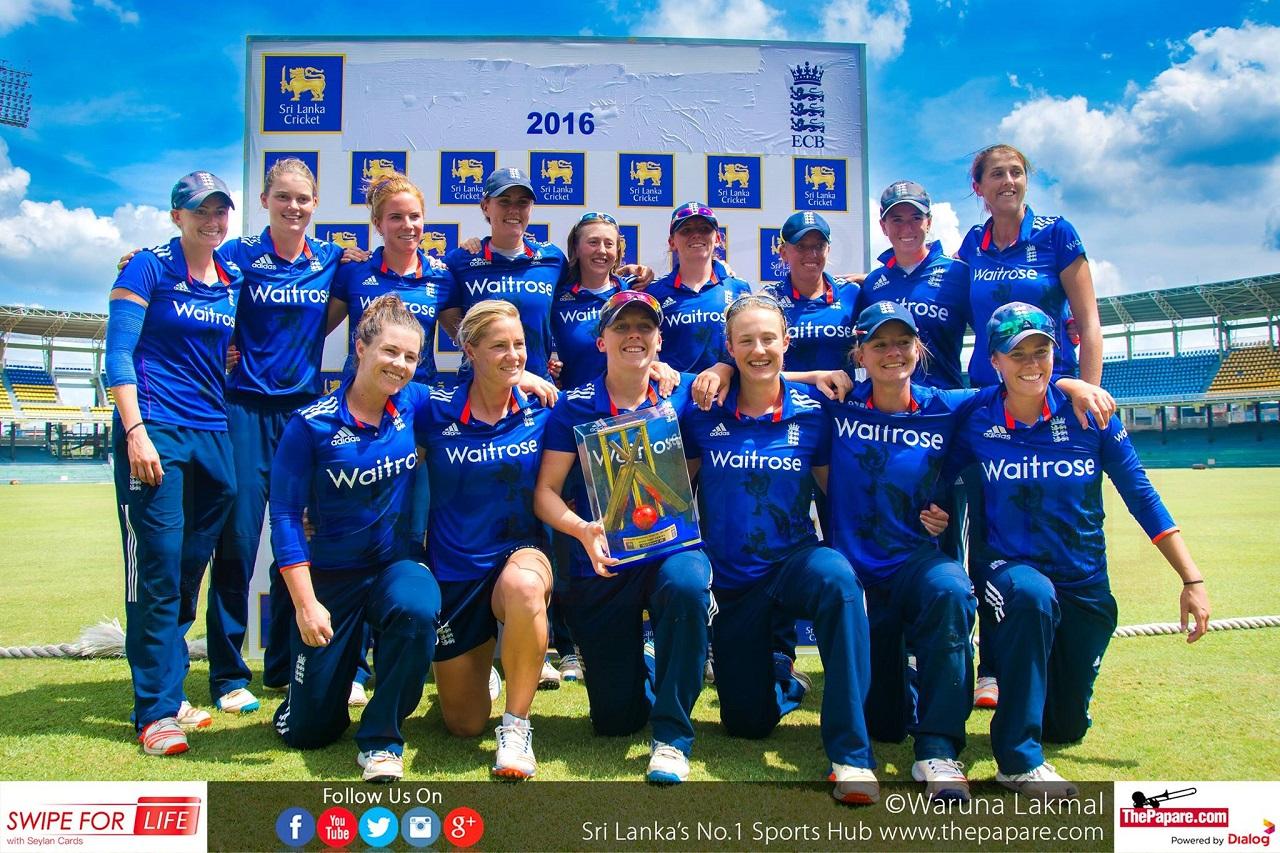England Women's Cricket